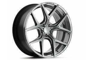 wald illc 22 hyper silver wheel