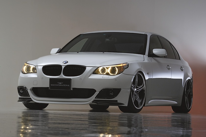 BMW E60 5 SERIES M SPORT SPORTS LINE 2004 – 2009