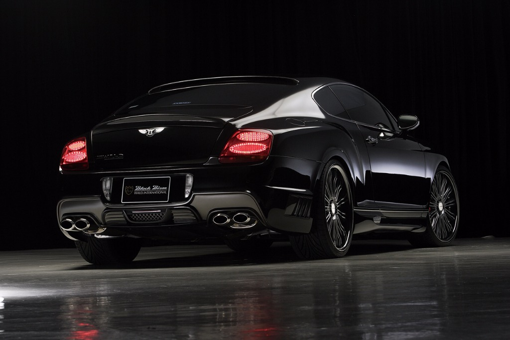 Bentley Continental Gt Gtc Wald Black Bison 2004 2011