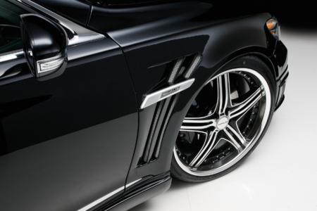 wald lexus ls460 ls460l ls600hl executive line sport fender 2010 2011 2012