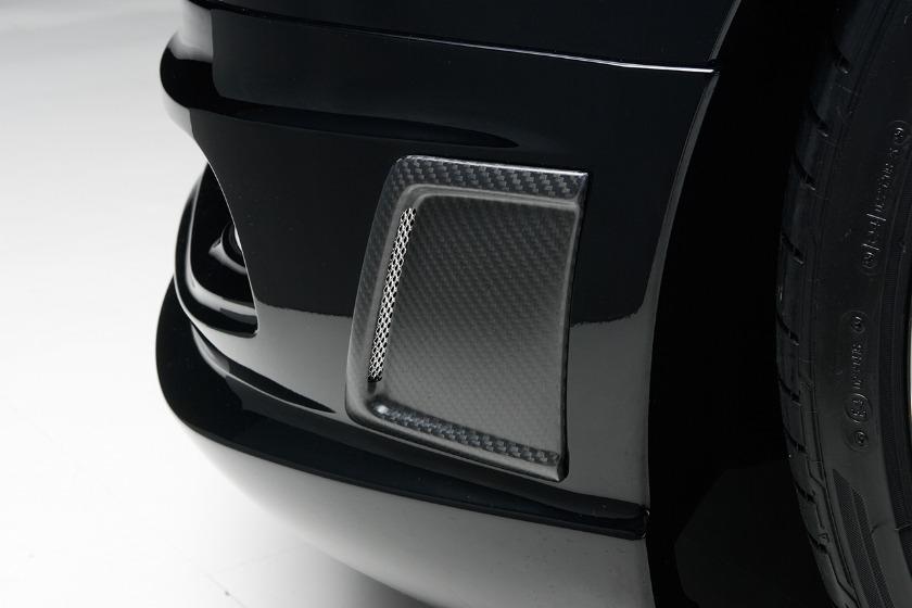 wald lexus ls460 ls460l ls600hl executive line front apron lip duct 2010 2011 2012
