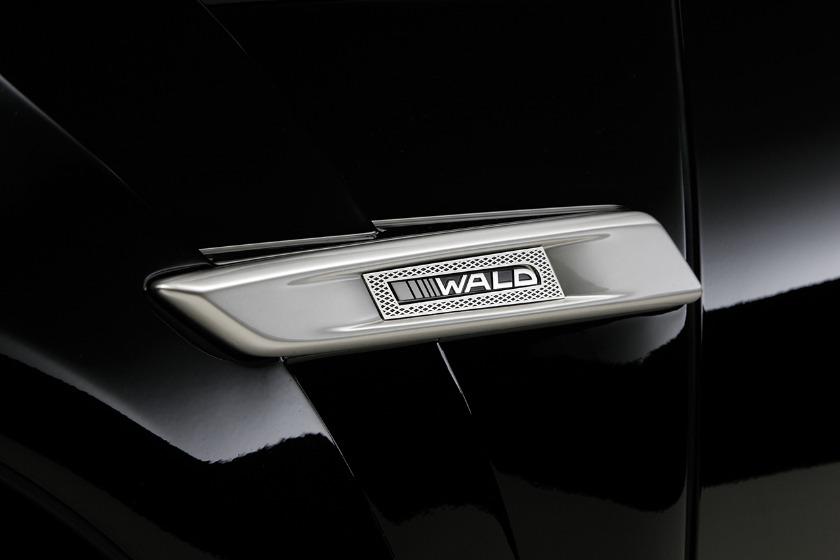 wald lexus ls460 ls460l ls600hl executive line sport fender emblem 2010 2011 2012