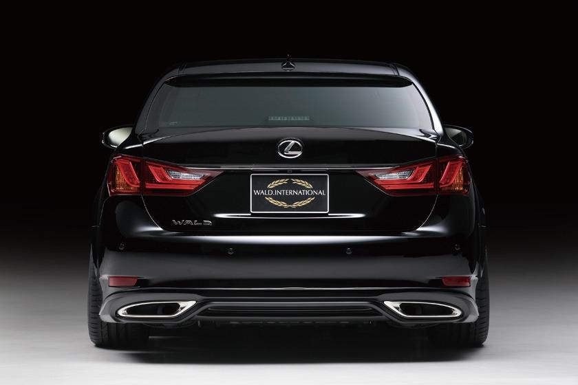 Lexus Gs350 F Sport Wald Executive Line 2013 2015 Wald Usa