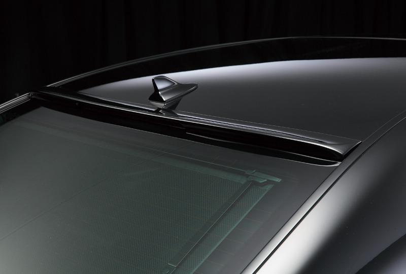wald lexus ls ls460 ls460l ls600 ls600hl f sport executive line roof wing spoiler 2013 2014 2015 2016 2017