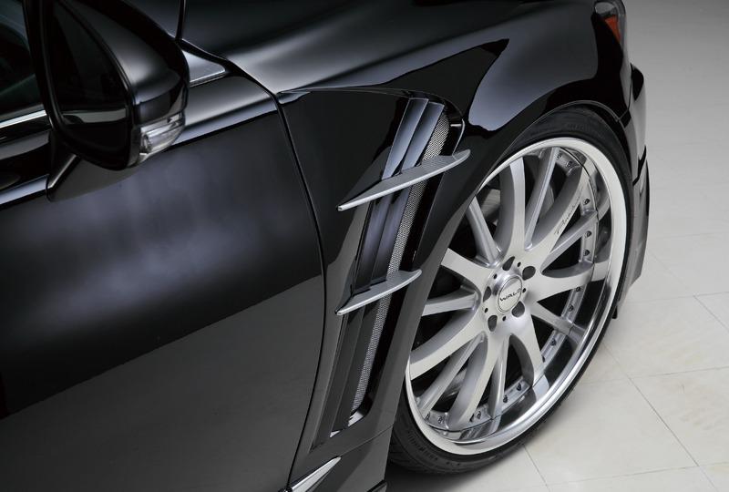 wald lexus ls ls460 ls460l ls600 ls600hl f sport executive line sport fender set 2013 2014 2015 2016 2017