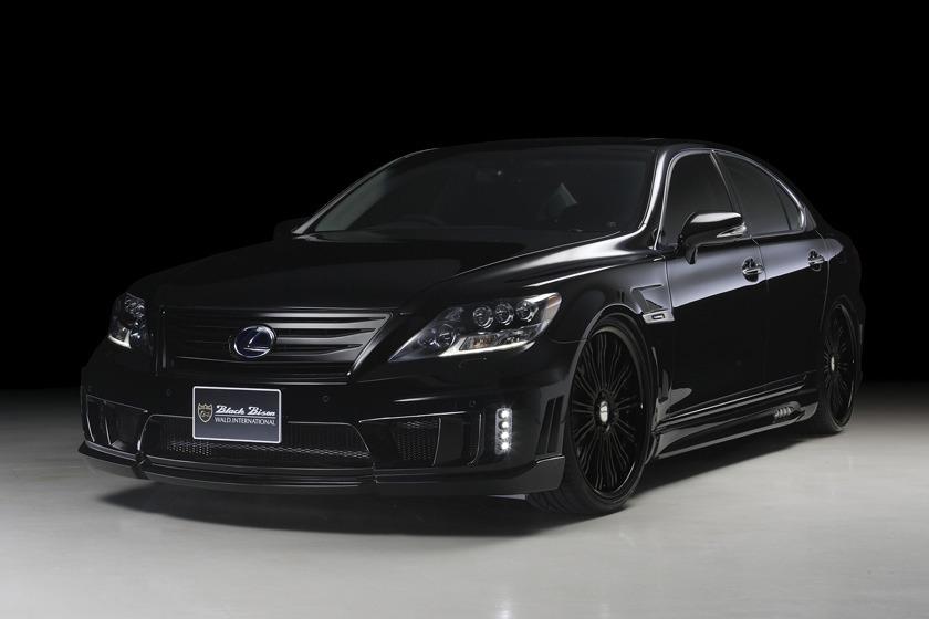 Lexus Ls460 Ls460l Ls600hl Wald Black Bison 2010 2012