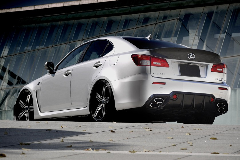 LEXUS IS-F WALD BLACK BISON 2008 – 2014