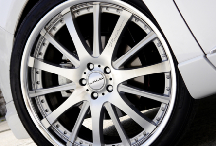 wald lexus rx350 f sport fsport executive line body kit p12 wheel rim 2013 2014 2015