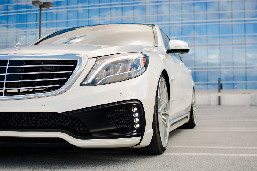 wald mercedes benz w222 s550 s63 s65 black bison body kit front bumper 2014 2015 2016 2017