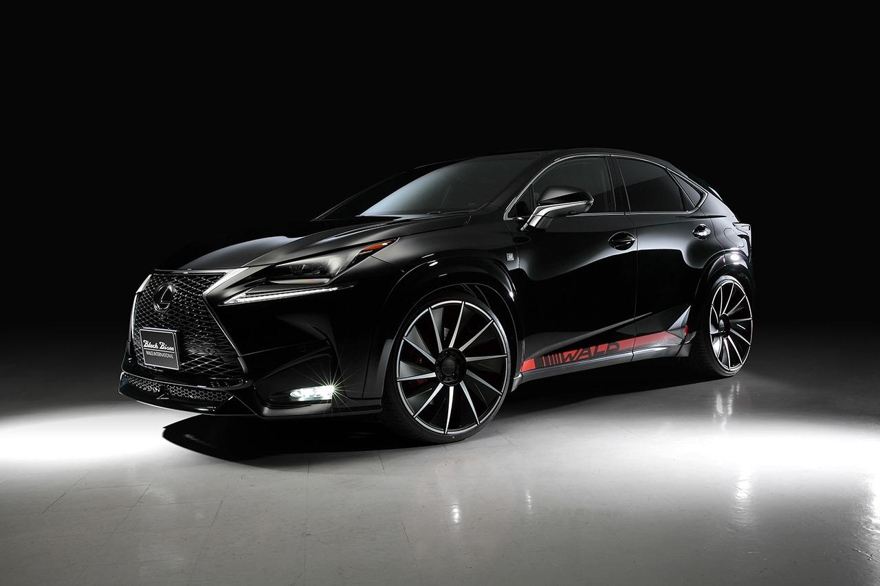 LEXUS NX 200T F SPORT WALD BLACK BISON 2015 – 2017
