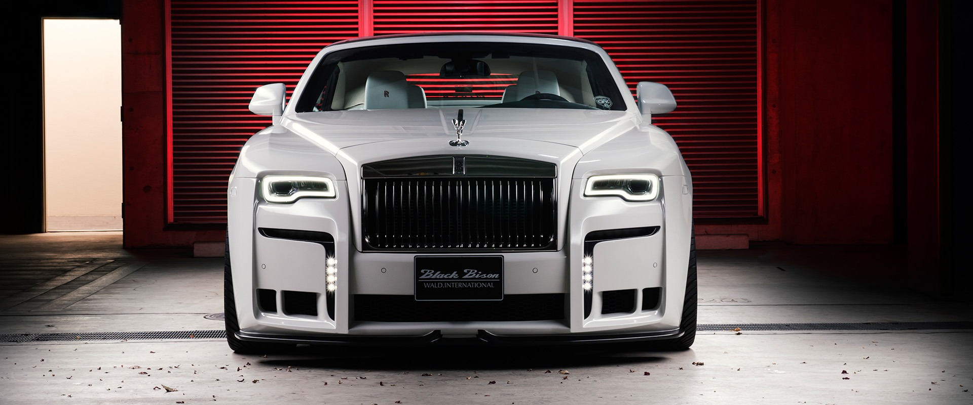 wald rolls royce dawn home page banner