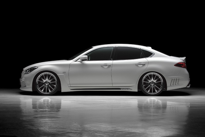 2016 Rolls Royce Ghost >> INFINITI M37 M56 WALD BLACK BISON 2011 – 2016 – WALD USA