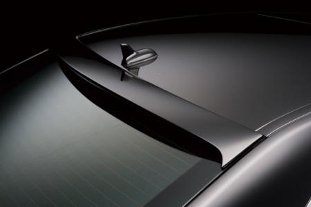 wald mercedes benz W212 e350 e550 e63 black bison body kit roof spoiler wing 2010 2011 2012 2013