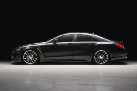 wald mercedes benz c218 w218 cls cls550 cls63 black bison body kit side p21c wheel rim 2012 2013 2014