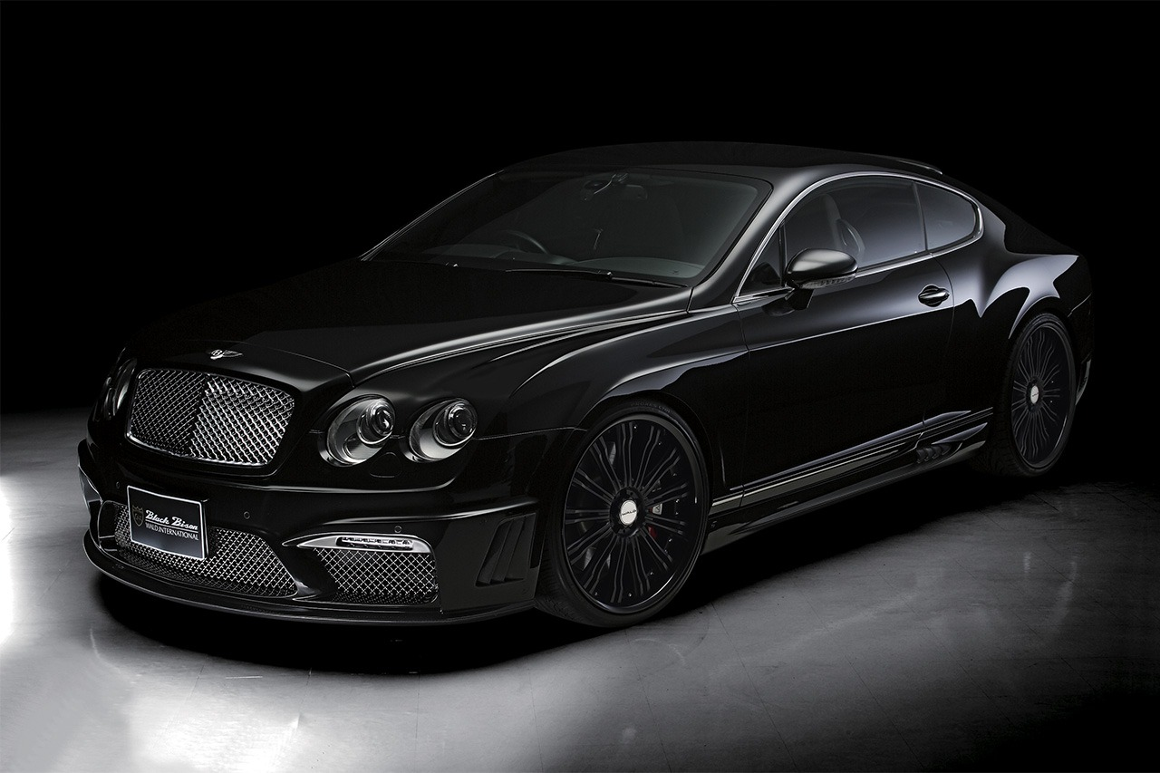 BENTLEY CONTINENTAL GT GTC WALD BLACK BISON 2004 – 2011