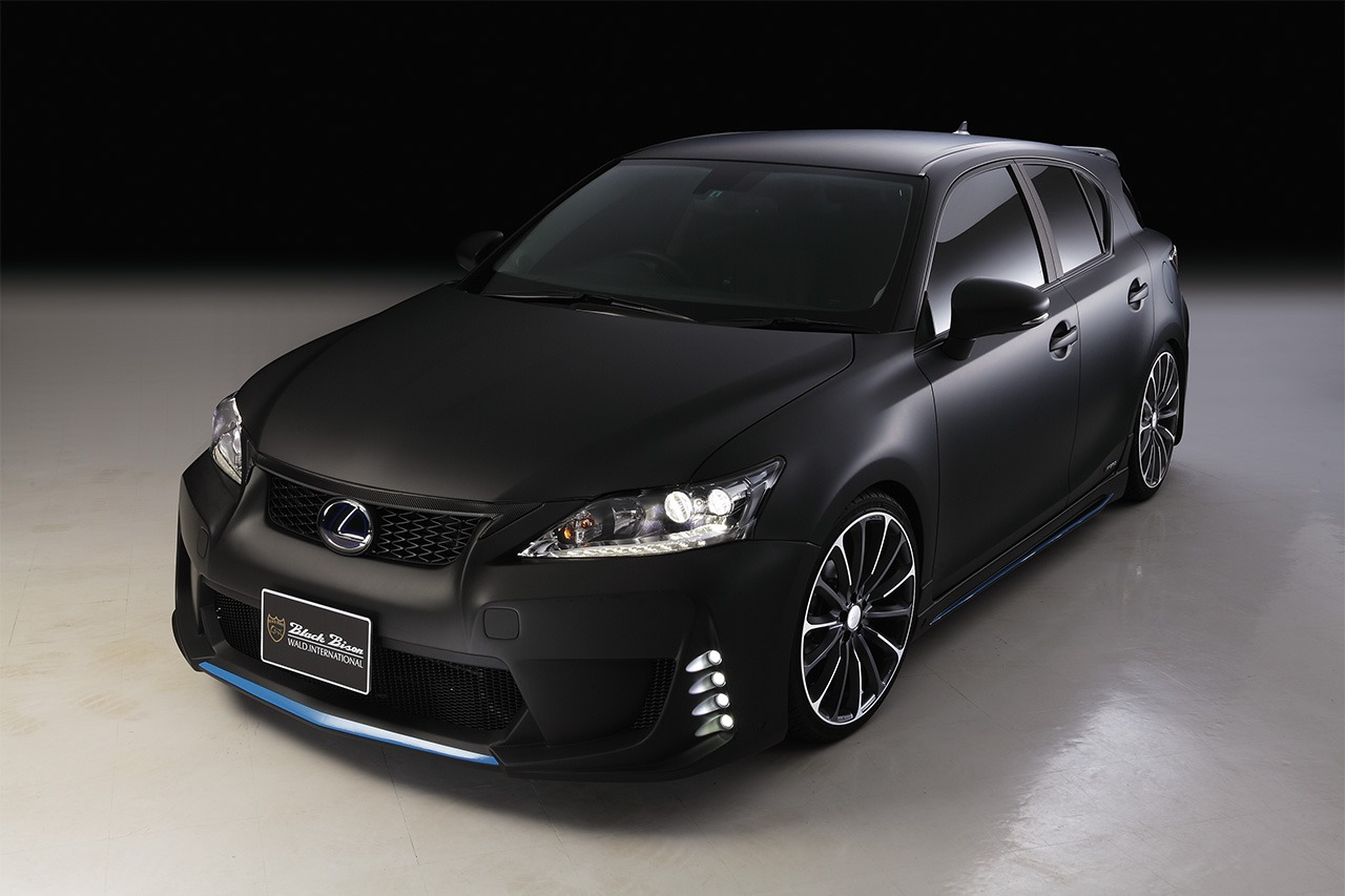 LEXUS CT200H WALD BLACK BISON 2011 – 2013