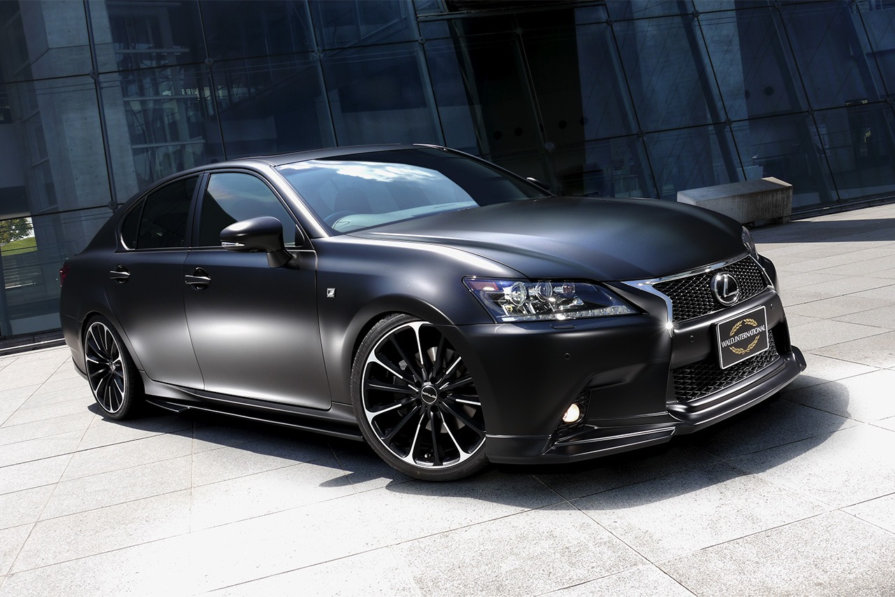 LEXUS GS350 F SPORT WALD EXECUTIVE LINE 2013 – 2015