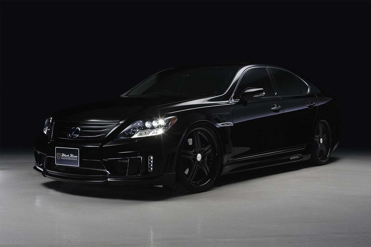 LEXUS LS460 LS460L LS600hL WALD BLACK BISON 2010 – 2012