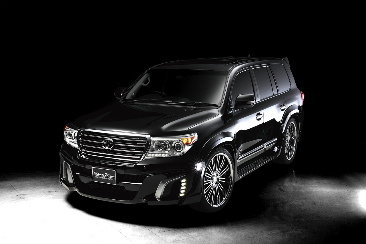 TOYOTA LAND CRUISER WALD BLACK BISON 2013 – 2015