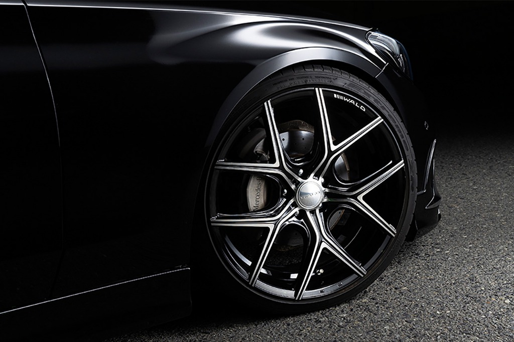 wald mercedes benz w205 c class executive line body kit i11c wheel rim 2014 2015 2016 2017 2018