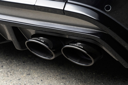 wald mercedes benz w205 c class executive line body kit sport exhaust twin 117 2014 2015 2016 2017 2018