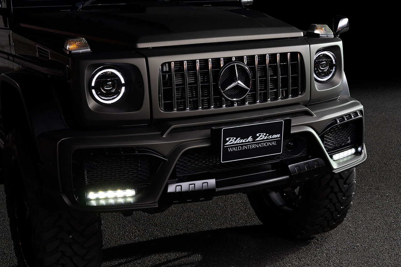 g65 g63 g550 body kit front bumper led drl panamerica grill 2013 2014 2015 2016 2017 2018