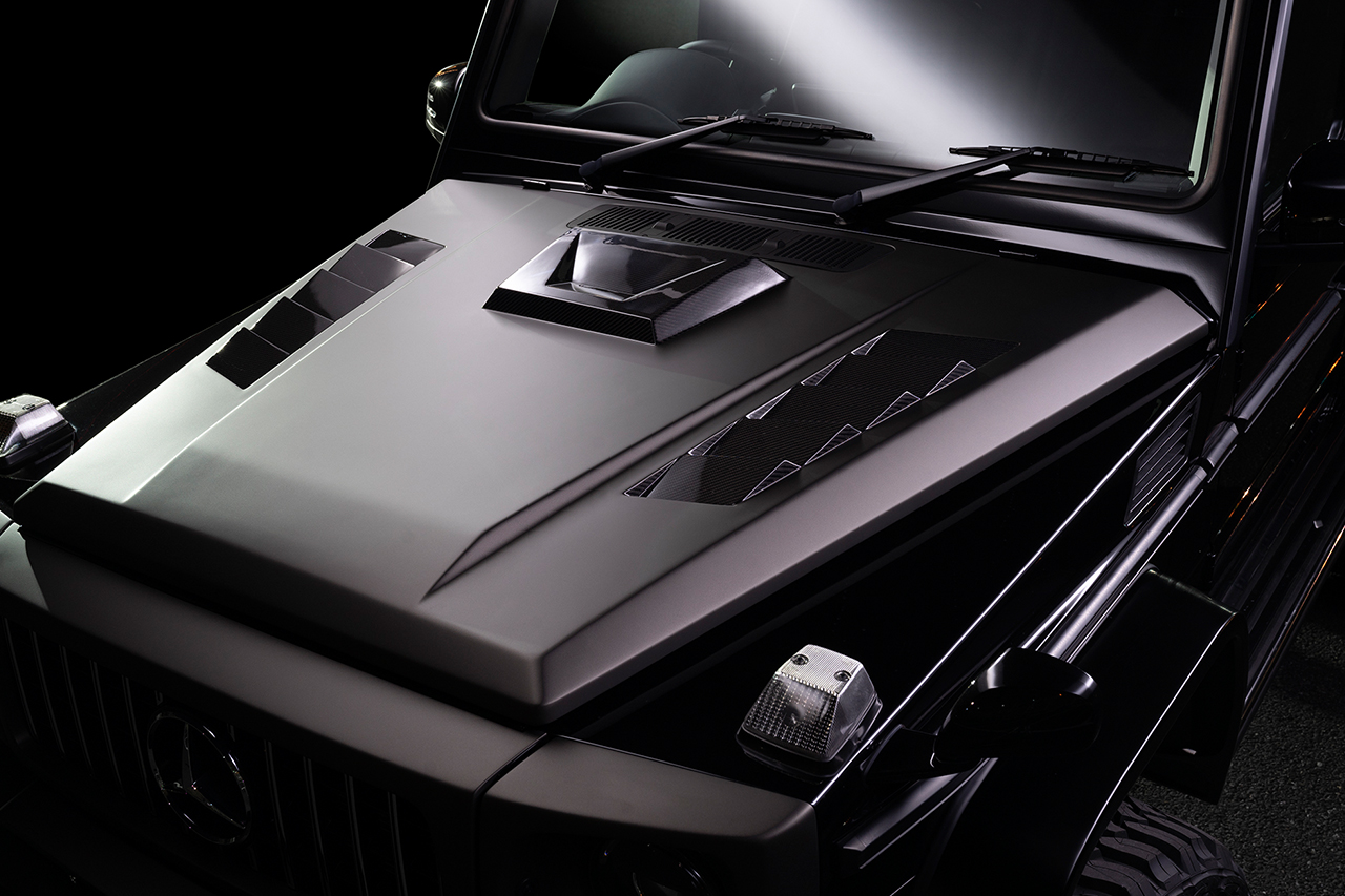 g65 g63 g550 body kit front front hood carbon hybrid 2013 2014 2015 2016 2017 2018