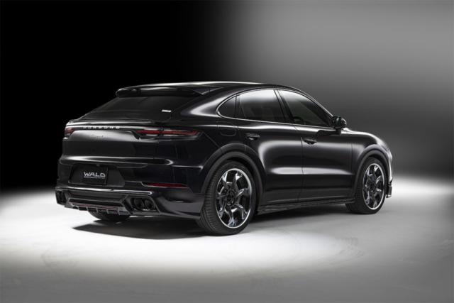 wald-cayenne-coupe-black-bison-rear-angle-v12c-wheel-2019-2020-2021
