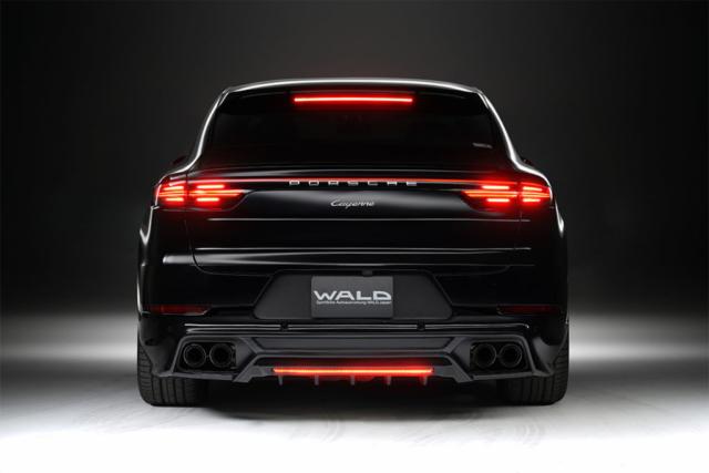 wald-cayenne-coupe-black-bison-rear-bumper-2019-2020-2021